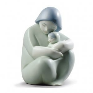 Lladro Moon Mother