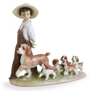 Lladro My Little Explorers Privilege
