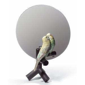 Lladro Parrot Vanity