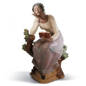 Lladro Poetic Moment Gres