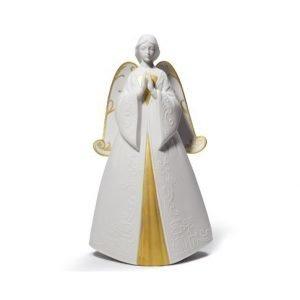 Lladro Praying Cantata Re Deco