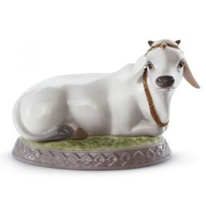 Lladro Sacred Cow