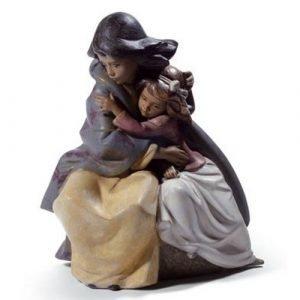 Lladro Sisterly Love