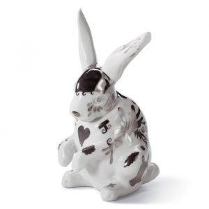 Lladro Sitting Bunny Re Deco