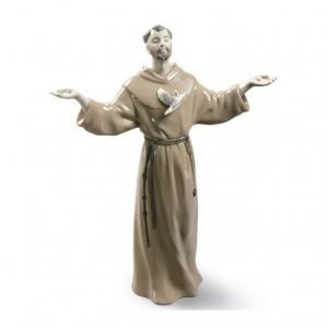 Lladro St. Francis Of Assisi