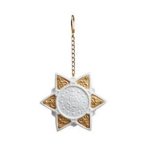 Lladro Star Ornament Re Deco