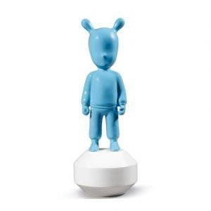 Lladro The Blue Guest By Jaime Hayon Pieni