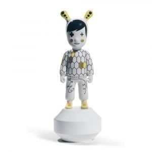 Lladro The Guest By Jaime Hayon Pieni