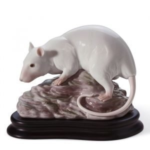 Lladro The Rat