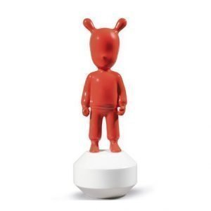 Lladro The Red Guest By Jaime Hayon Pieni