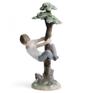 Lladro Tree Of Adventures