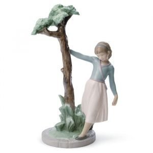 Lladro Tree Of Reflections