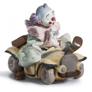 Lladro Trip To The Circus Privilege Gold