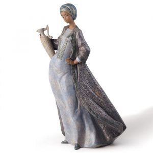 Lladro Waters Of The Oasis Gres