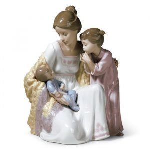 Lladro Welcome To The Family