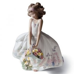 Lladro Wildflowers