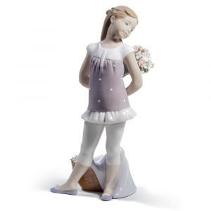 Lladro Your Favorite Flowers