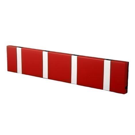Loca Knax Vaatenaulakko 40 cm Punainen-Harmaa