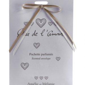 Lothantique Amélie Et Mélanie Que De L'amour Tuoksupussi Liinavaatteille