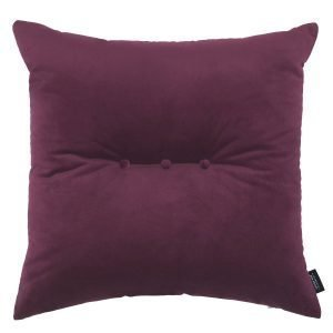 Louise Roe 3 Dots Tyyny Bordeaux 50x50 Cm