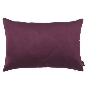 Louise Roe Diamond Tyyny Bordeaux 40x60 Cm