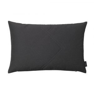 Louise Roe Diamond Tyyny Dark Grey 40x60 Cm