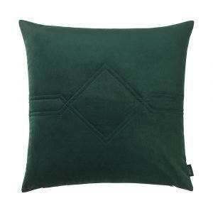 Louise Roe Diamond Tyyny Jade Green 60x60 Cm
