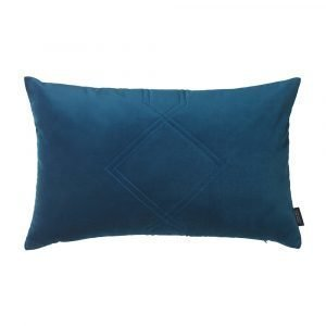Louise Roe Diamond Tyyny Royal Blue 40x60 Cm