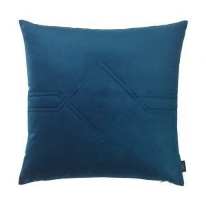 Louise Roe Diamond Tyyny Royal Blue 60x60 Cm