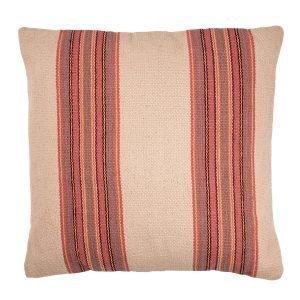 Lulu Carter Design Skåne Stripes Tyynynpäällinen Cream 50x50 Cm