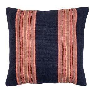 Lulu Carter Design Skåne Stripes Tyynynpäällinen Sininen 50x50 Cm