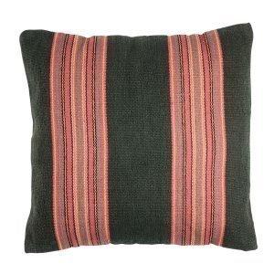 Lulu Carter Design Skåne Stripes Tyynynpäällinen Vihreä 50x50 Cm