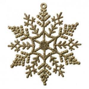 Lumihiutale Kulta 4kpl