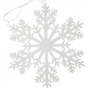 Lumihiutale Valkoinen 47cm