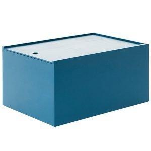 Lundia System 3 Laatikko Sininen