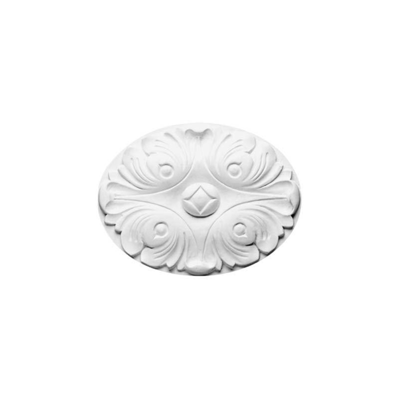 Luxxus Katto- ja seinäkoriste D62 Valkoinen