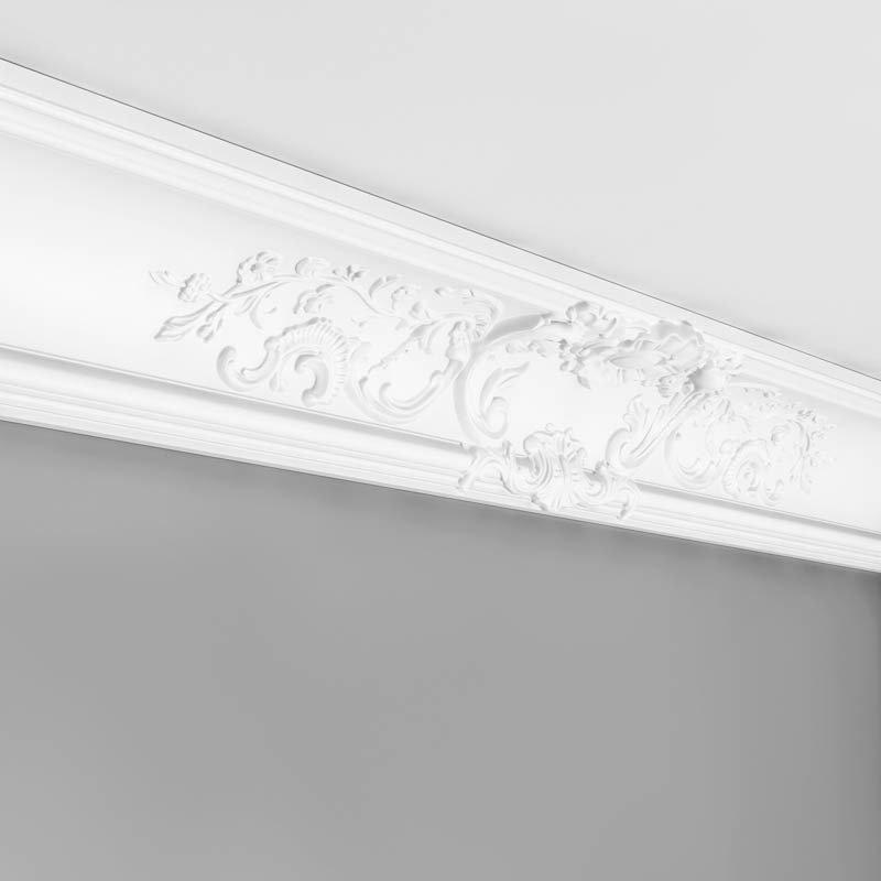Luxxus Kattolista C338A Valkoinen