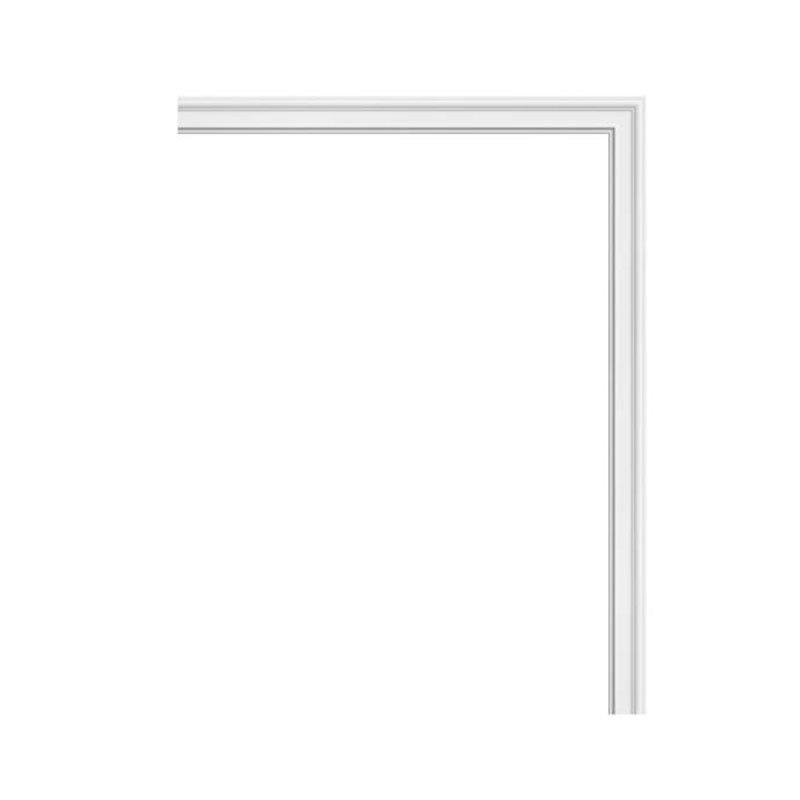 Luxxus Ovi- ja seinäkoriste D300 Valkoinen