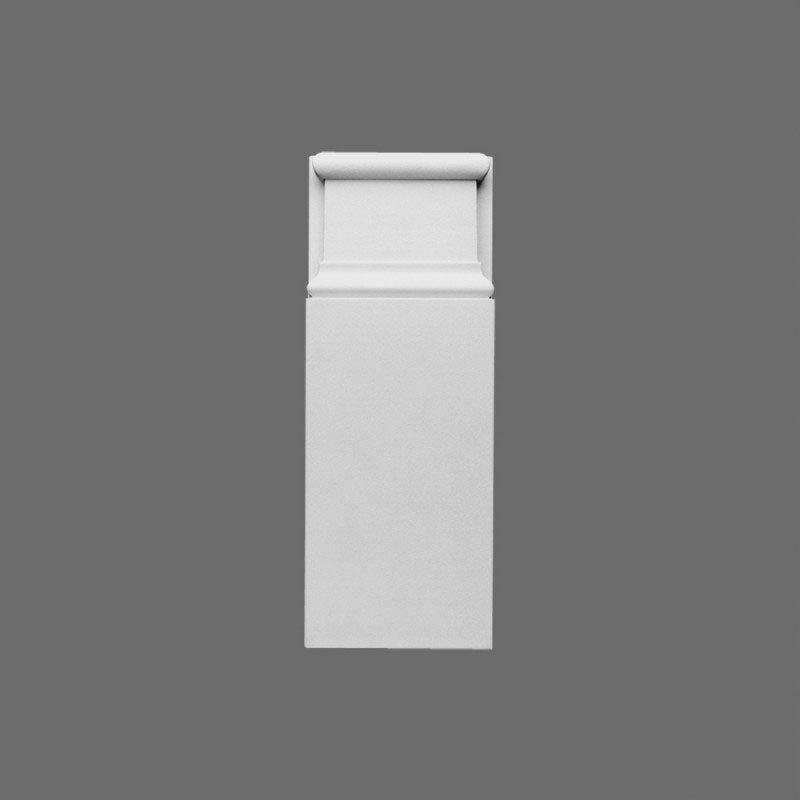 Luxxus Ovi- ja seinäkoriste D310 Valkoinen