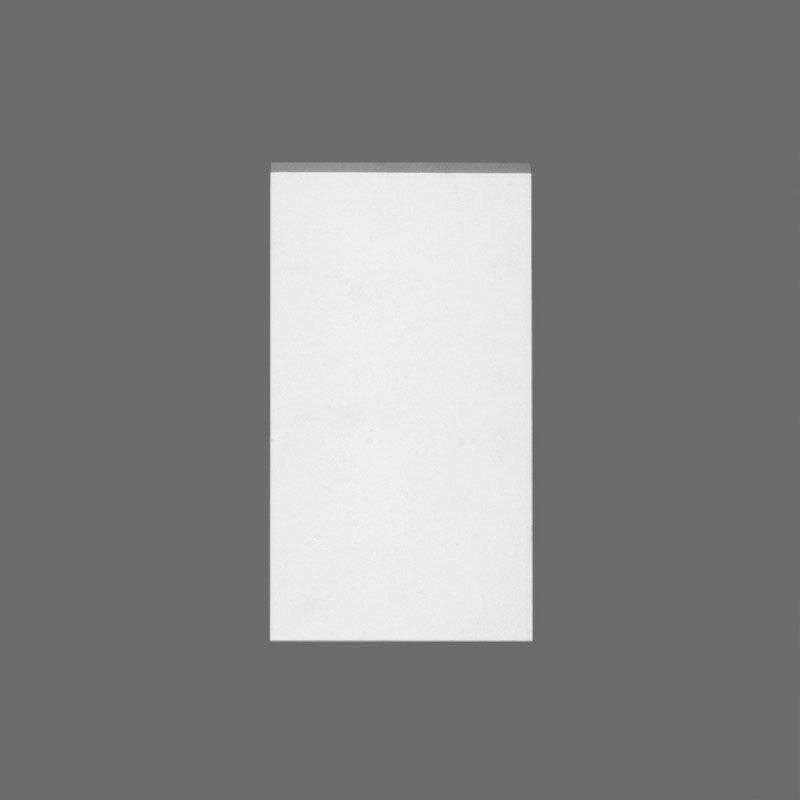 Luxxus Ovi- ja seinäkoriste D320 Valkoinen