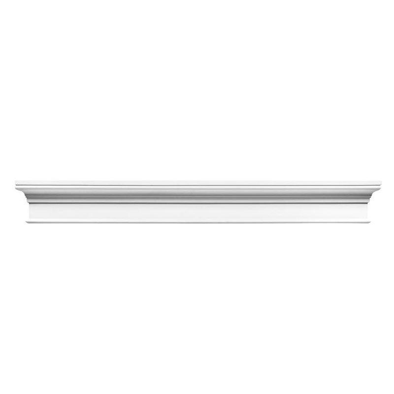 Luxxus Ovi- ja seinäkoriste D400 Valkoinen