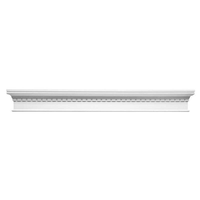 Luxxus Ovi- ja seinäkoriste D401 Valkoinen