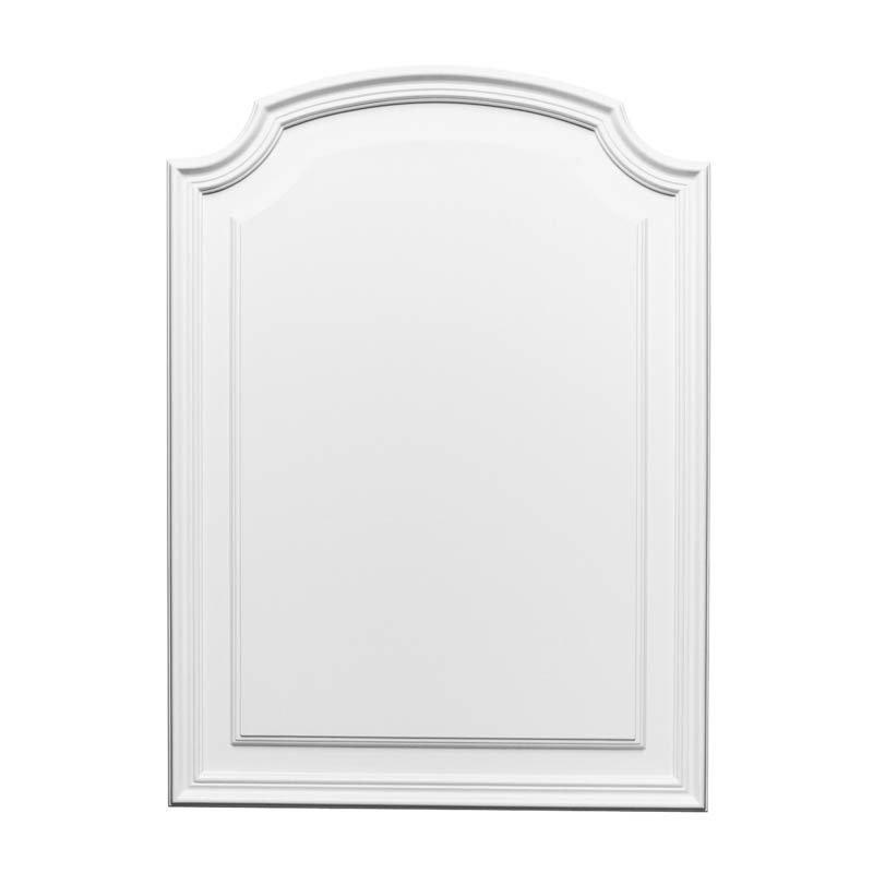 Luxxus Ovi- ja seinäkoriste D500 Valkoinen