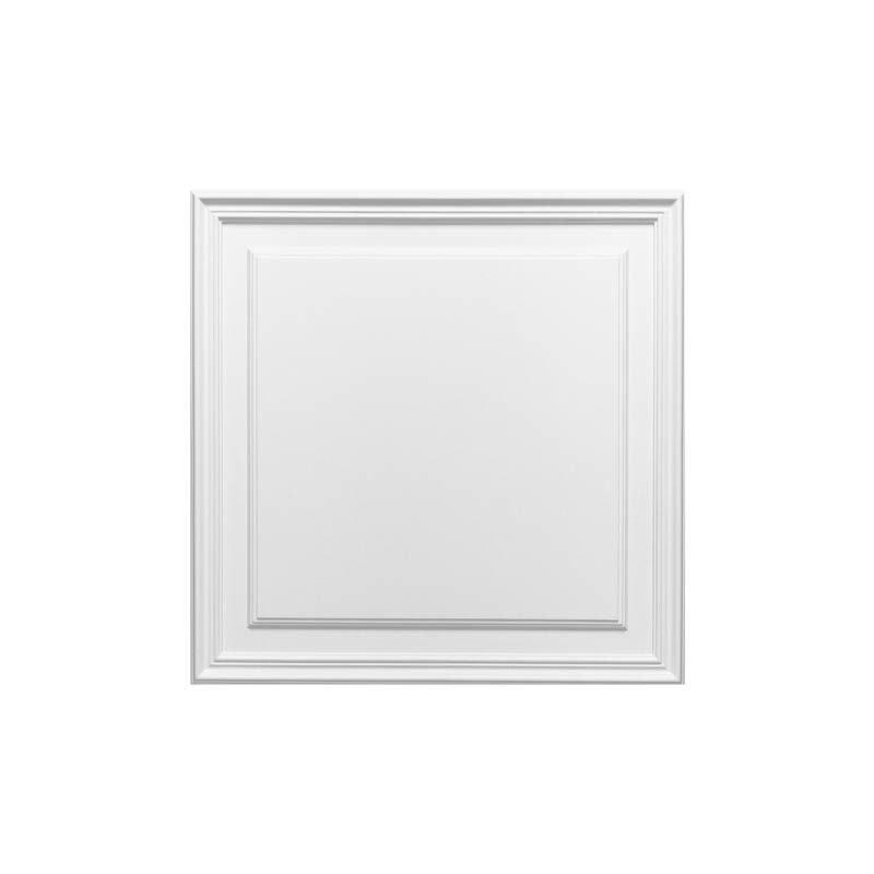 Luxxus Ovi- ja seinäkoriste D503 Valkoinen