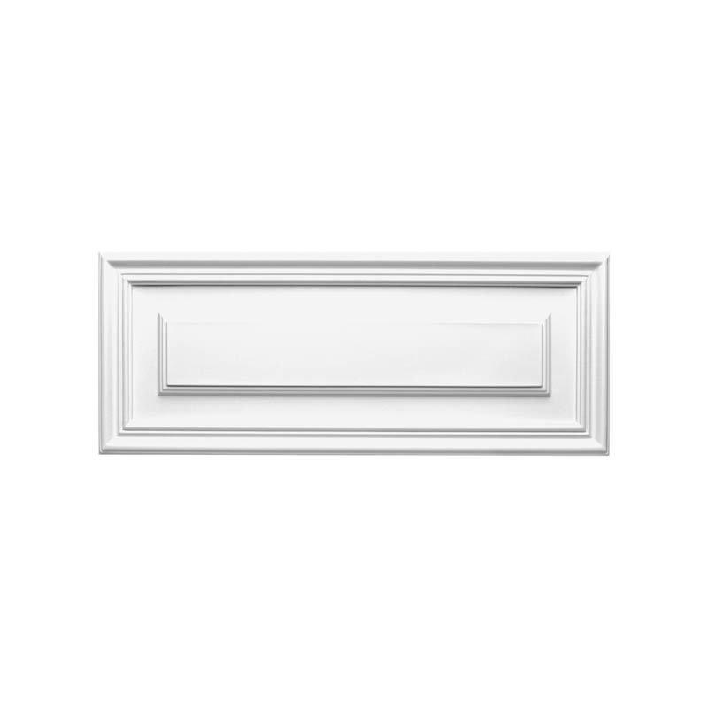 Luxxus Ovi- ja seinäkoriste D504 Valkoinen