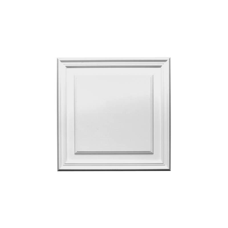 Luxxus Ovi- ja seinäkoriste D506 Valkoinen