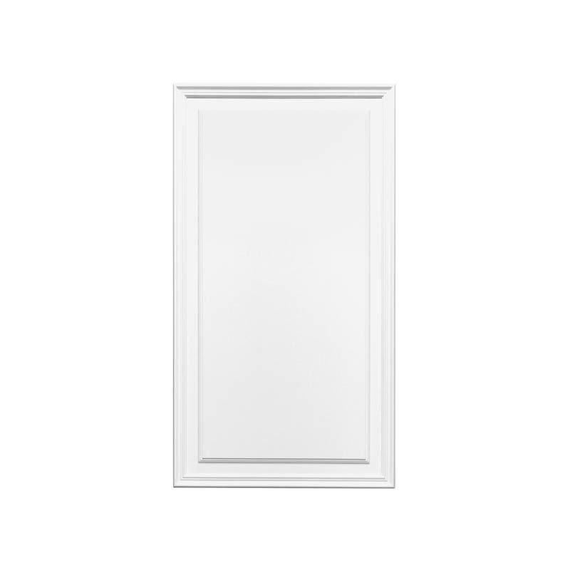 Luxxus Ovi- ja seinäkoriste D507 Valkoinen