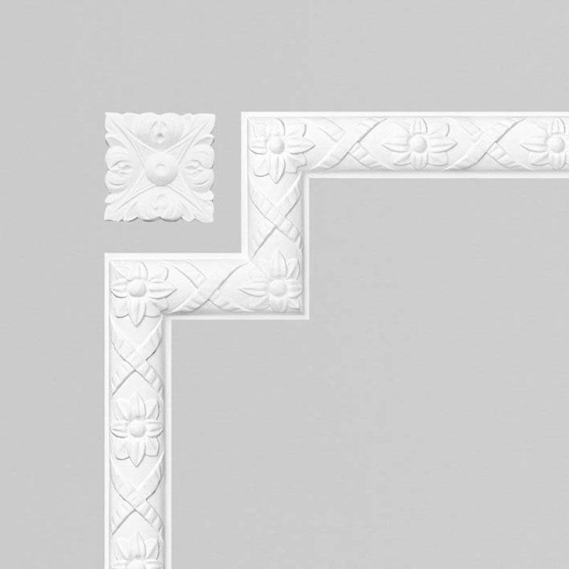 Luxxus Vuori- ja Puolipaneelilista K P201A Valkoinen