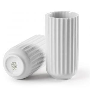 Lyngby Porcelæn Lyngby Maljakko Valkoinen 10 Cm