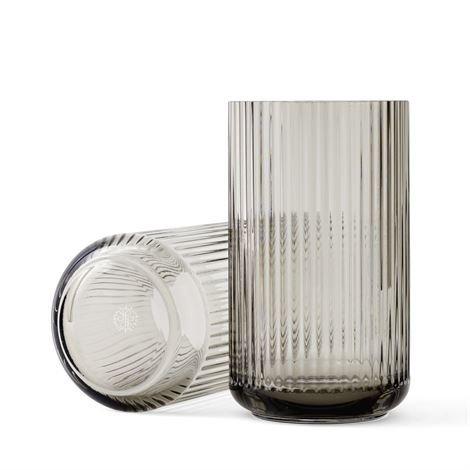 Lyngby Porcelæn Maljakko Savulasi 25 cm